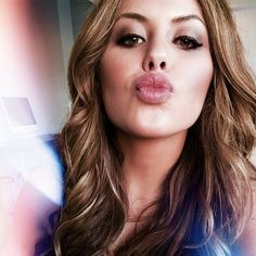 smooch from the irresistible Brittney Palmer : if you love #MMA, you will love the #MixedMartialArts and #UFC inspired designs at CageCult: http://cagecult.com/mma