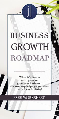 Growing your business is tough especially if you've been doing it alone! That's why I created this checklist to help you figure out where you are and where you need to go! Business Advice, Business Entrepreneur, Career Advice, Business Coaching, Career Path, Marketing Plan, Business Marketing, Focus On Your Goals, Entrepreneur Inspiration