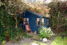 guest house or shed