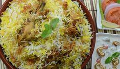 Lucknowi Chicken Biryani Recipe