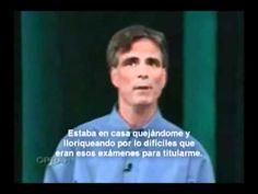 Última Charla de Randy Pausch ( Subtítulos en Español )