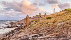 Where two oceans meet - Point Augusta, Western Australia