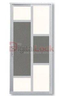 Pvc Slide And Swing Toilet Door For Hdb Toilet Door Doors Bifold Doors