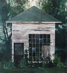 Diana Witte Gallery is a contemporary art gallery in Toronto focused on showcasing the work of emerging and mid-career artists. Art Toronto, A Year Ago, Old Paintings, Contemporary Art, Art Gallery, Shed, Outdoor Structures, Cabin, Photo And Video