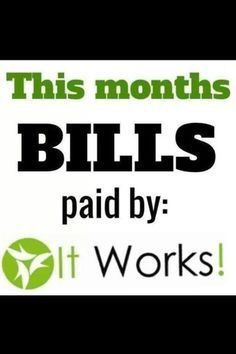 I love my Job! I love my paycheck! I love all my new friends! I love their success stories! How about you? www.mleuis.myitworks.com #ItWorks #workfromhome #momsanddads #newfriends #christmascash #ishrinkfatforaliving #nodebt