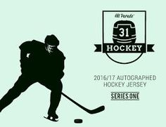 2016-17 HIT PARADE AUTOGRAPH HOCKEY JERSEY SERIES 1 RANDOM TEAMS (5 TEAMS PER SPOT) 1BOX BREAK #2