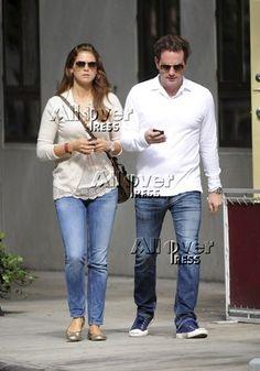 Princess Madeleine and her boyfriend Chris O'Neill