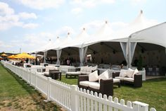 Tents, Couches, Tables! PTG Rentals http://www.ptg.biz/