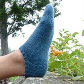 Ravelry: Travel Socks pattern by Diane Lyles. Find it at http://www.ravelry.com/patterns/library/travel-socks