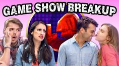 GAME SHOW BREAKUP?! (Last Moments of Relationships)