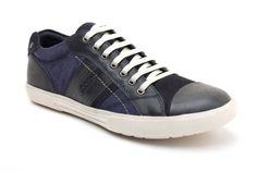 AMERICAS WAXY/LINEN NAVY Cool and chilled out, Base London's casual men's shoe Americas provides the perfect laid back style.  Packed full of details, Americas combines linen and leather uppers. A waxy leather toe-cap. Suede tongue are mixed with waxed canvas side panels. Base London's branding, embossed at the side and on a metal stud at the ankle provides the maker's mark.  http://www.baselondon.com/catalog/product/view/id/9091/s/americas-waxy-linen-navy/  #SS15 #menswear #shoes