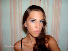 MariCômio: Maquiagem Inspirada : Kelly Osbourne - Globo de Ouro 2015