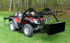 Wild+Hare+ATV+Implement+System+-+New+products+-+ATV+Trail+Rider