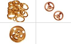 Non Ferrous Brass Copper Foundry Foundries Copper, Brass, Metal Casting, Raw Materials, Bronze, Raw Material