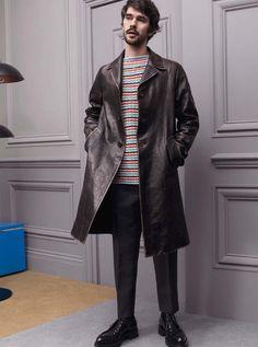 Christoph Waltz, Ezra Miller and Ben Whishaw for Prada Fall 2013 Ad Campaign | Tom & Lorenzo Fabulous & Opinionated