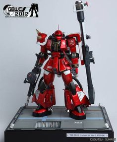 Indonesia and Hong Kong Win Gundam Model Builder World Cup