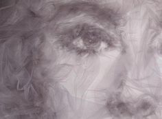 Incredible Portraits Made of Tulle Fabric - Wave Avenue
