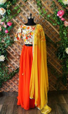 Indian Clothes, Indian Dresses, Indian Outfits, Sharara, Anarkali, Indian Style, Indian Wear, Indian Fashion, Women's Fashion
