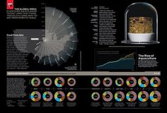 The Future of Food - Blog About Infographics and Data Visualization - Cool Infographics