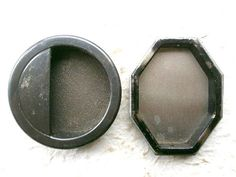 Japanese Door Pulls Octagon Semicircle A6 Hardware and Vintage