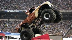 Advance Auto Parts Monster Jam  02/09/2013 7:30PM  Colonial Life Arena  Columbia, SC