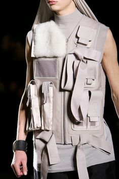 Rick Owens Fall 2014 Menswear - Collection - Gallery - Style.com