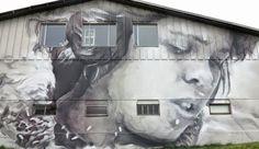 LA STREET ART EMOTIVA di Guido Van Helten ARTE NEWS Arte News