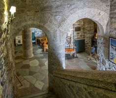 Stone Castle At The Base Of Whiteface Mountain Peak Whiteface Mountain Castles Interior Whiteface