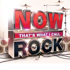 Various Artists - NOW That's What I Call Rock