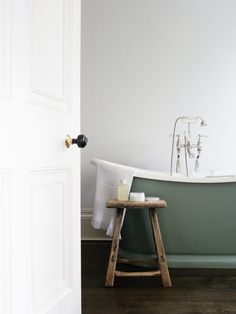 Bathroom bliss with The White Company at No 38 The Park in Cheltenham.