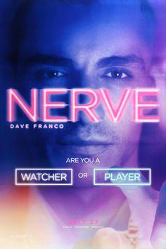 Nerve (2016) #2000s #2016 #27x40