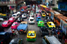 40 Examples Of Tilt-Shift Photography
