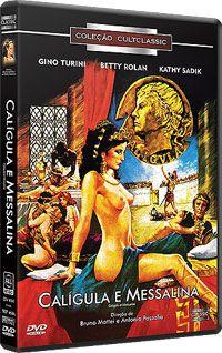 CALÍGULA E MESSALINA | DVD WORLD
