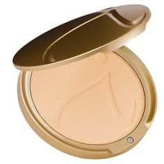Jane Iredale PurePressed Base PurePressed® Base Mineral Foundation,... ($52) ❤ liked on Polyvore featuring beauty products, bath & body products, sun care, jane iredale, coola suncare and bath & body
