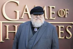 George R.R. Martin Lets Details Slip About the End of Game of Thrones