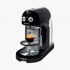 Nespresso, Maestria M400, Noir  - MAGIMIX