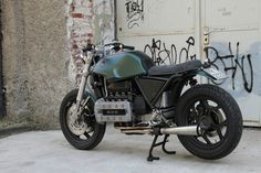 Moto Sumisura BMW K100 ~ Return of the Cafe Racers