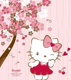 Hello Kitty *・゜゚・*:.。..。.:*・'(*゚▽゚*)'・*:.。. .。.:*・゜゚・*