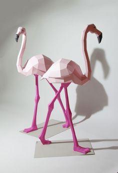 50 Most Unbelievable  Amazing 3D Paper Sculptures