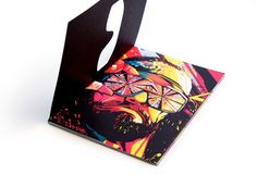 I Love Dust: Macho Man Randy Savage inspired portfoliopackage -