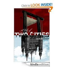 """Free Kindle Book on Amazon.  A """"Tale of Two Cities"""" $0.00"""