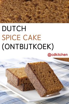 Chocolate and hazelnut cake - HQ Recipes Dutch Desserts, Dessert Recipes, Spice Cake Recipes, Amish Recipes, Sweet Recipes, Flour Recipes, Cupcakes, Cupcake Cakes, Dutch Cookies