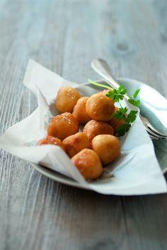 Pommes dauphine - Larousse Cuisine