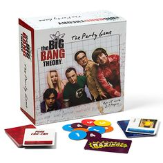 The Big Bang Theory Game - Loads of fun and laughs.
