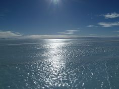 frozen sea - Google Search
