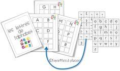 Evaluation - Lettres