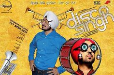 Disco Singh Title Song Video | Diljit Dosanjh, Surveen Chawla | Boxofficecapsule