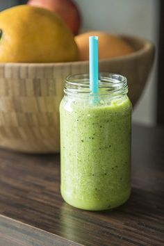My Morning Green Smoothie