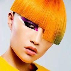 Sanja Scher rock ebony wella trend vision