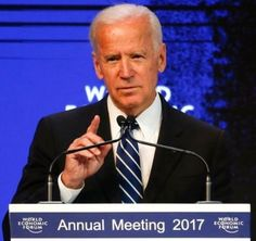 "Biden on Russia: ""Under President Putin, Russia is working with every tool available to them to whittle away at the edges of the European project, test the fault lines of Western nations and return to a politics defined by spheres of influence. We see it in their aggression against their neighbours... we see it in their worldwide use of propaganda and false information campaigns."""